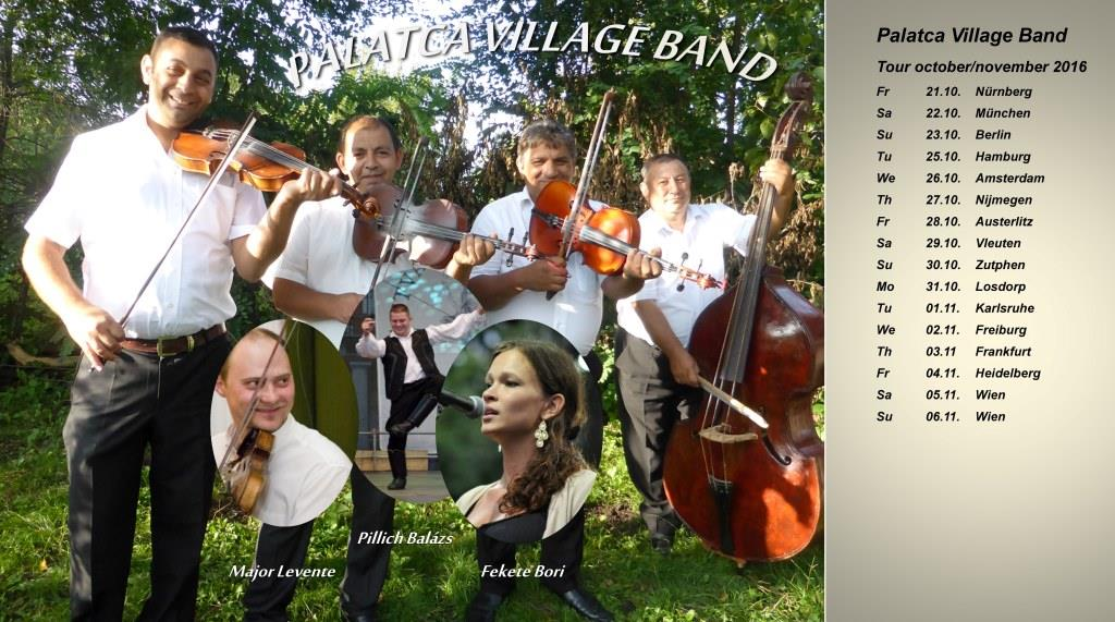 Palatca Village Band Tour